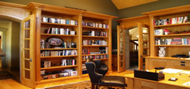 American Artisans Woodworking - Office